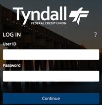 Tyndall Federal Credit Union Login
