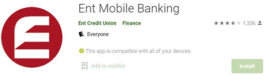 Ent Credit Union App